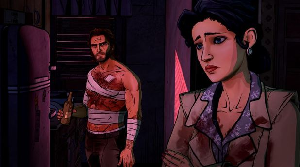 The Wolf Among Us Screenshot - 1164366