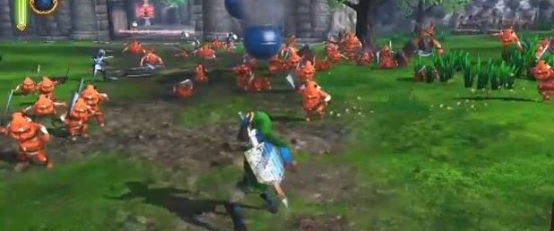 Hyrule Warriors - Feature