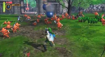 Hyrule Warriors Screenshot - Hyrule Warriors will reportedly release in Japan this August