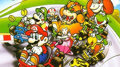 Mario Kart 8 Screenshot - 1164547