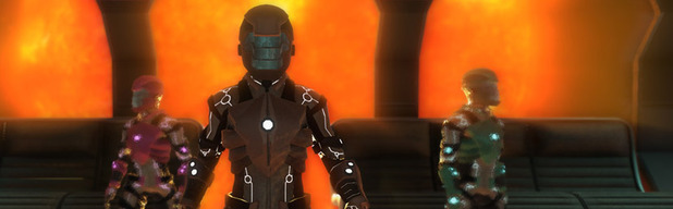 Project Temporality Screenshot - Project Temporality