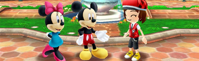 Disney Magical World Screenshot - Disney Magical World