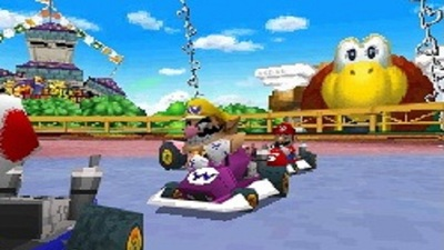 Mario Kart DS Screenshot - 1164566