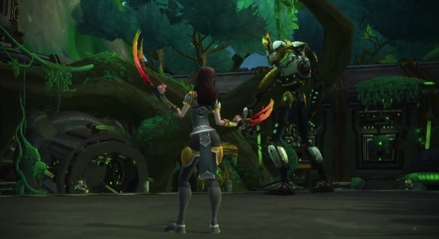 WildStar Screenshot - WildStar stalker features trailer