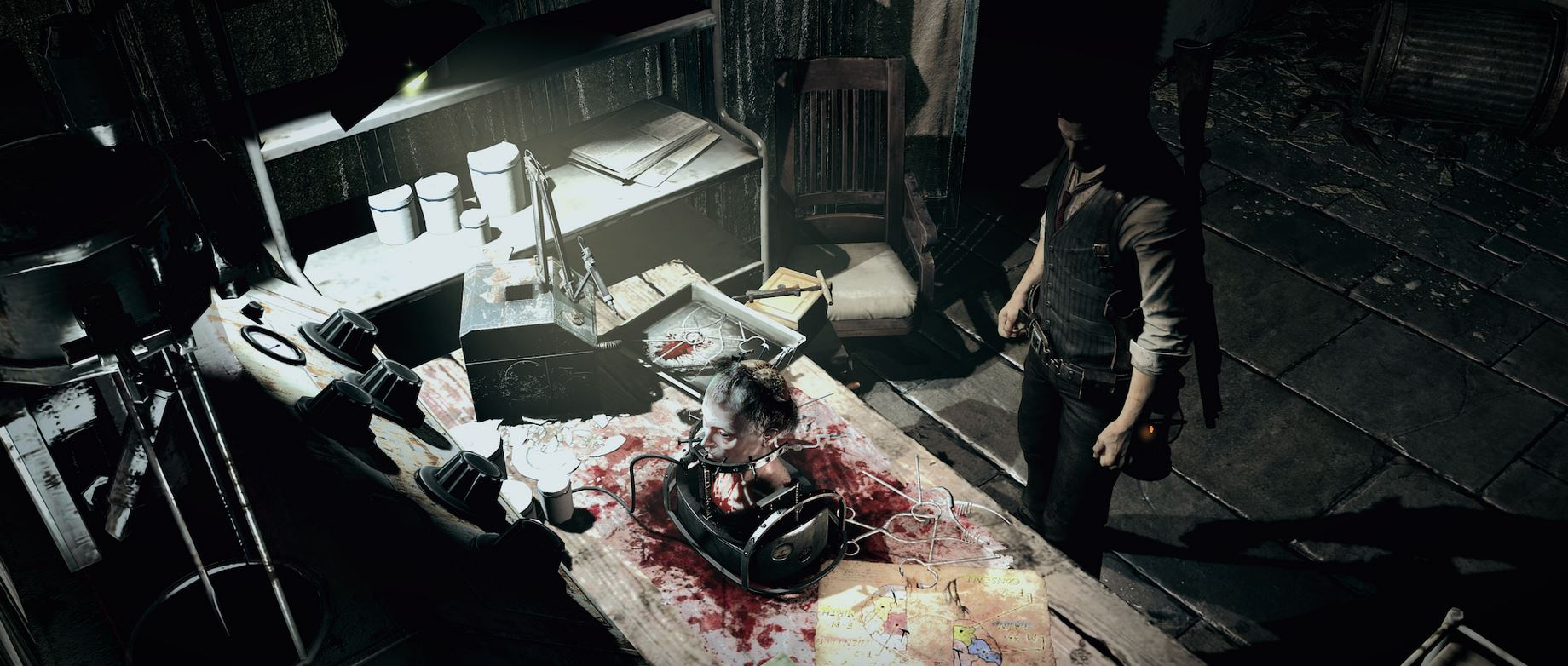 The Evil Within Brain