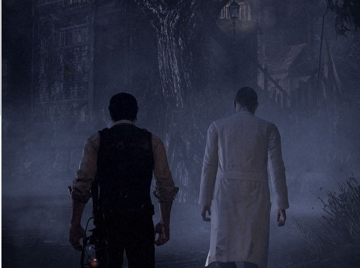 The Evil within escort