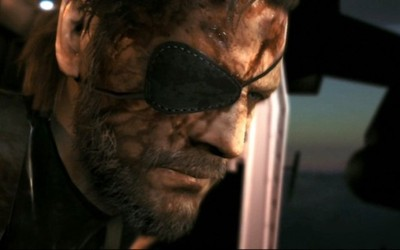 Metal Gear Solid V: The Phantom Pain Screenshot - Hideo Kojima thinks that E3's Metal Gear Solid V trailer is going to be too tough to watch