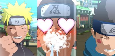 Naruto Shippuden: Ultimate Ninja Storm Revolution Screenshot - 1164676