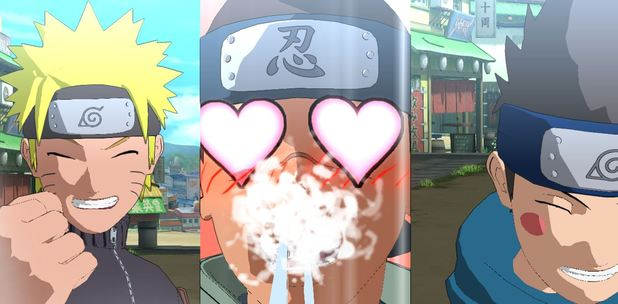 Naruto Shippuden: Ultimate Ninja Storm Revolution Screenshot - 1164677