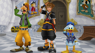 Kingdom Hearts HD 2.5 ReMIX Screenshot - 1164792