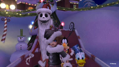 Kingdom Hearts HD 2.5 ReMIX Screenshot - 1164794