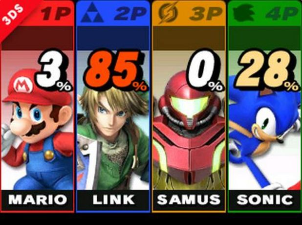 Super Smash Bros. for 3DS / Wii U Screenshot - 1164799