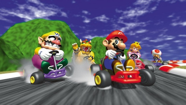 Mario Kart 8 Screenshot - 1164849
