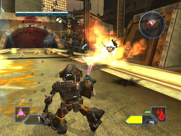 "Blizzard files a trademark for ""Metal Arms"" in Europe, raises hope for a sequel to Metal Arms: Glitch in the System"
