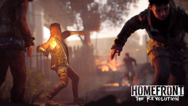 Homefront: The Revolution Screenshot - 1164887