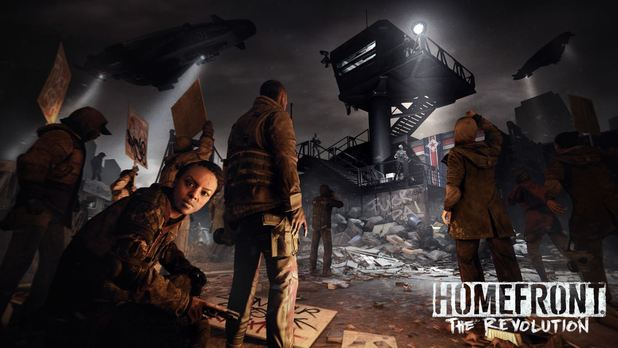 Homefront: The Revolution Screenshot - 1164890