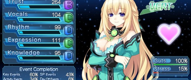 Hyperdimension Neptunia: Producing Perfection - Feature