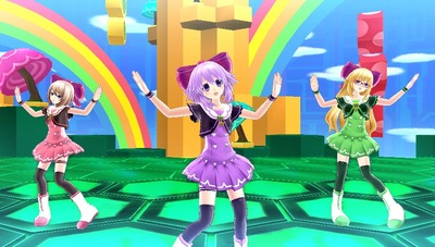 Hyperdimension Neptunia: Producing Perfection Screenshot - idol gaming