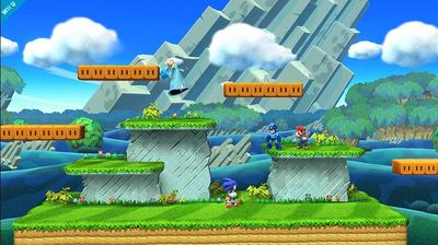 Super Smash Bros. for 3DS / Wii U Screenshot - 1164931