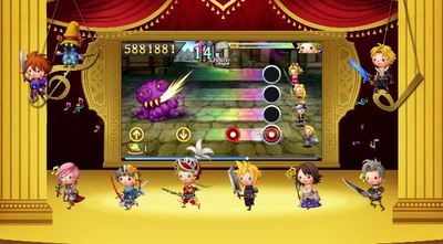 Theatrhythm Final Fantasy: Curtain Call Screenshot - 1165099