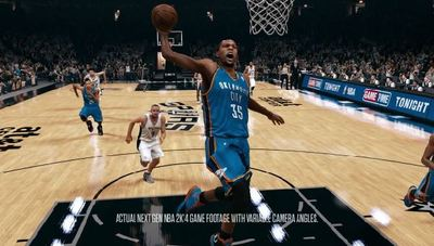 NBA 2K15 Screenshot - 1165125