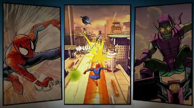Screenshot - Spider-Man Unlimited