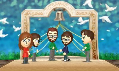 Tomodachi Life Screenshot - Gay Marriage