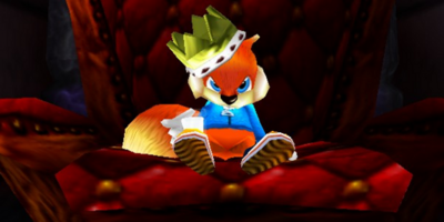 Project Spark Screenshot - Conker
