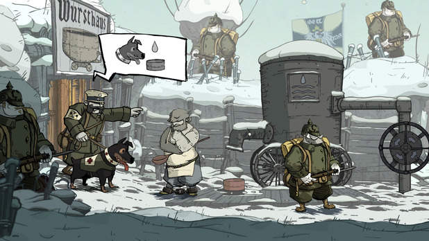 Valiant Hearts: The Great War Screenshot - 1165336