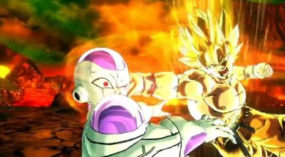 Screenshot - Dragon Ball Xenoverse