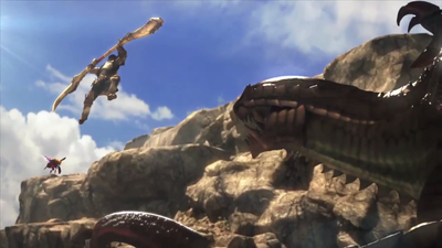 Monster Hunter 4 Ultimate Screenshot - 1165357