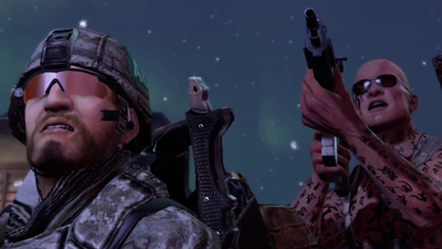 Devil's Third Screenshot - E3 2014: Devil's Third, from Tomonobu Itagaki, is a Wii U exclusive. No, we're not joking.