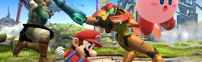 Super Smash Bros. for 3DS / Wii U Screenshot - Super Smash Bros.