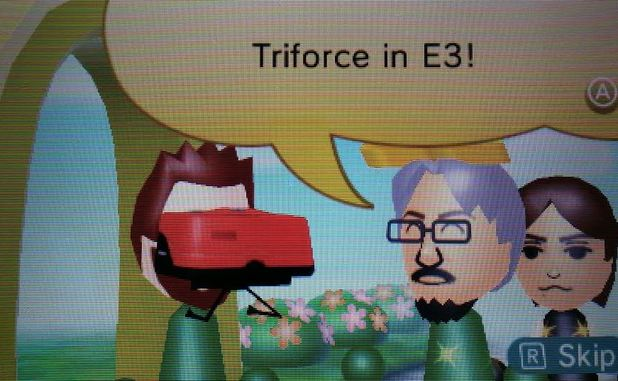 Nintendo 3DS XL Screenshot - Eiji Aonuma