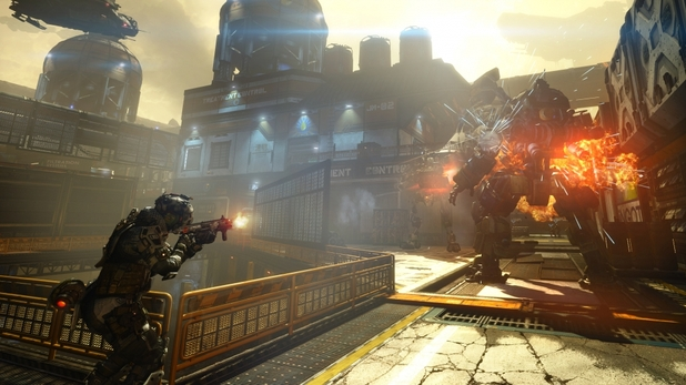 E3 2014: Titanfall is getting two new game modes