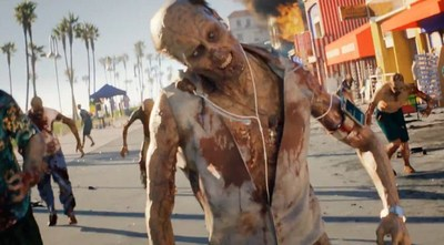 Dead Island 2 Screenshot - Dead Island 2 zombies