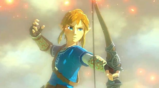 Screenshot - Zelda Wii U