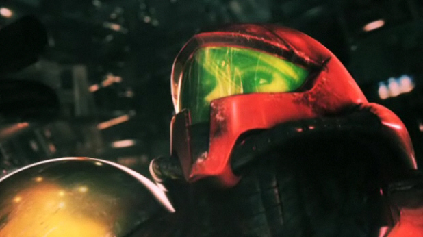 Don't worry, Nintendo hasn't forgotten about Metroid
