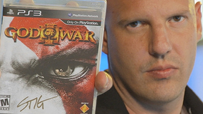 God of War Screenshot - Stig Asmussen, God of War III's director, is now with Respawn Entertainment