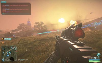 PlanetSide 2 Screenshot - 1165554