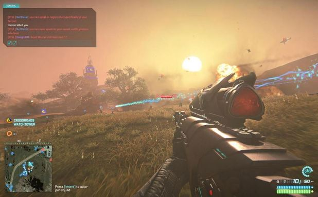 PlanetSide 2 Screenshot - 1165555