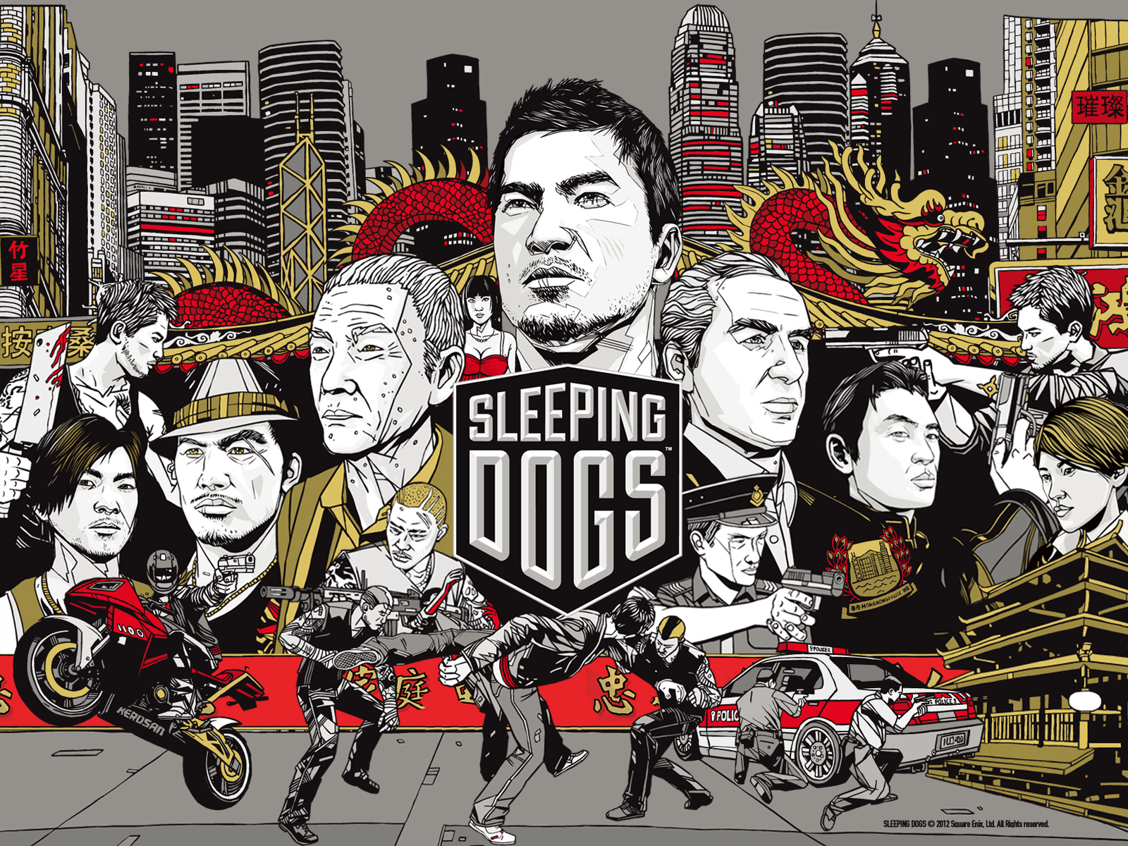 Sleeping Dogs listed for PS4 and Xbox One