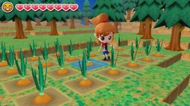 Harvest Moon The Lost Valley - E3 2014 - 2