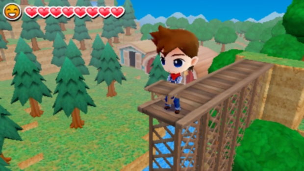 Harvest Moon The Lost Valley - E3 2014 - 3