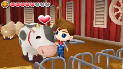 Harvest Moon: The Lost Valley Screenshot - 1165635