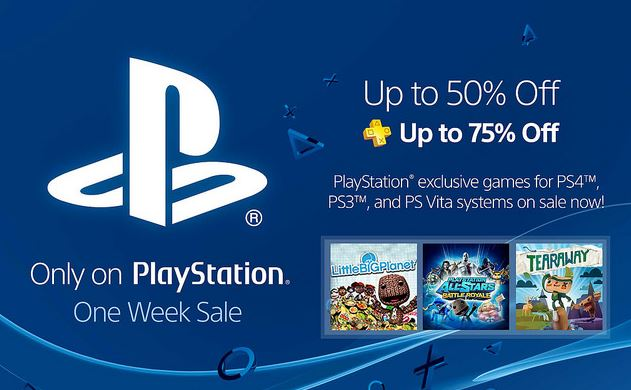 Games For Ps3 Only : Only on playstation sale brings discounts to ps