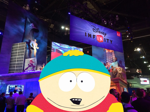 Gaming Culture Screenshot - cartman e3
