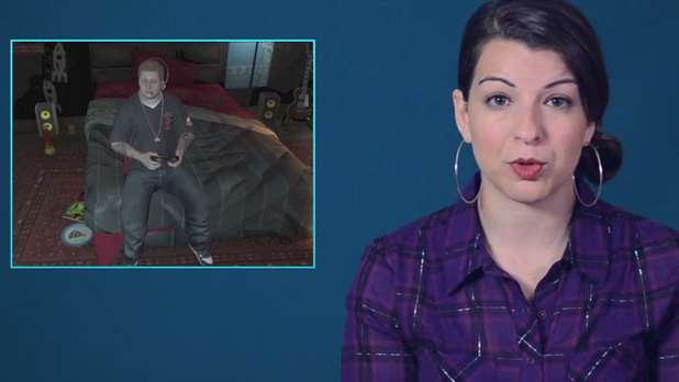 The latest episode of Tropes vs Women in Video Games is online