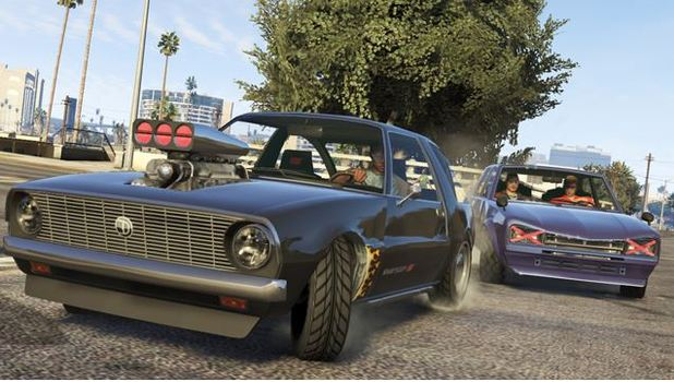 Grand Theft Auto V Screenshot - 1165724