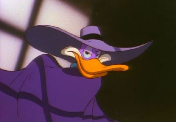 Disney Infinity: Marvel Super Heroes (2.0 Edition) Screenshot - darkwing duck